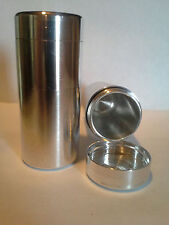 Made in USA large cigarette tube, stash case, waterproof Supercan 1.5 x 3 1/4