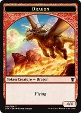 4 Dragon Token, Dragons of Tarkir