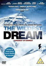 The Wildest Dream Conquest Of Everest DVD BBC Documentary Region 2 Brand New