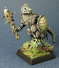 Lizardman Fighter Reaper Miniatures Dark Heaven Legends D&D RPG Warrior Melee