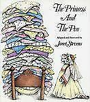 The Princess and the Pea by Hans Christian Andersen (1989, Picture Book)