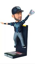 KEVIN KIERMAIER SGA 4/16 BOBBLEHEAD PLATINUM GLOVE EX TAMPA BAY RAYS NEW IN BOX