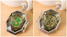 HARRY POTTER MEDAGLIONE SALAZAR SERPEVERDE HORCRUX VOLDEMORT TOM RIDDLE LOCKET