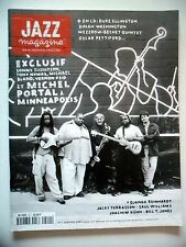 JAZZ MAGAZINE #511 Michel Portal,Django Reinhardt,Jacky Terrasson,Saul Williams
