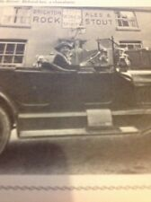 Ephemera Reprint Picture Sussex Early Lady Driver Old Car No Date M46102