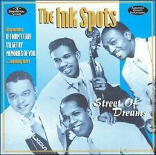 NEW Street Of Dreams by The Ink Spots CD (CD) Free P&H