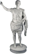 "Augustus Octavian Life-size statue 64"" First Roman Emperor Replica Reproduction"