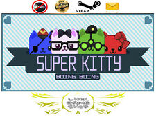 Super Kitty Boing Boing PC Digital STEAM KEY - Region Free