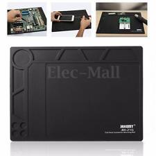 Desktop Anti Static ESD 359x260mm Grounding Mat Blanket Phone PC Tablet Repair