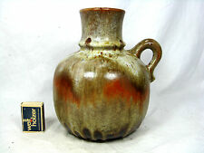 "COOL 70´s design Ruscha ceramica pottery vaso with many ""LAVA"" Drops 349"