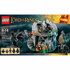 Lego The Lord of the Rings Attack on Weathertop 9472 Retired Set New In Box