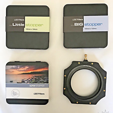 LEE Filters Filter Holder, WAR-077, Big Stopper, Little Stopper Super Stopper