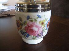 Royal Worcester Porcelain Egg Coddler