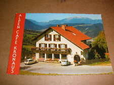 St. Corona am Wechsel Alpen-Cafe Kronaus VW Käfer
