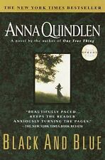 BUY 2 GET 1 FREE Quindlen, Anna,Black and Blue (Oprah's Book Club)