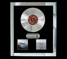 INCUBUS MORNING VIEW  MULTI (GOLD) CD PLATINUM DISC FREE POSTAGE!!