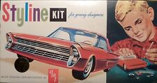 AMT Styline 1961 Ford Galaxie, 1/25, New, Factory Sealed Box