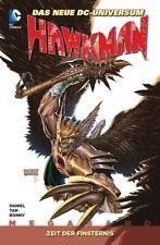 HAWKMAN MEGABAND #1 (Savage Hawkman 1-12 ) deutsch  Das neue DC-Universum