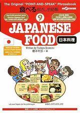 YUBISASHI'the Original 'POINT-And-SPEAK' Phrasebook: Yubisashi Japanese Food...