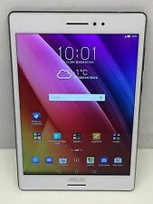 "TABLET ASUS ZENPAD S 8.0 Z580CA 8"" 2K WIFI 32GB ANDROID 6 DISPLAY NUOVO BIANCO"