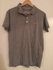 PORTIFINO YACHT CLUB (PYC) MENS GREY POLO SHIRT - RRP £23.99 DESIGNER CASUAL
