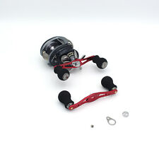 Total Length 115mm Super Power Handle Abu Garcia Daiwa Baitcasting Reel EVA Knob