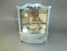 VINTAGE CODY (PRE REUGE ) DANCING BALLERINA AUTOMATON MUSIC BOX (SEE THE VIDEO)