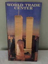 WORLD TRADE CENTER Coffee Table Book Large Hardback Book with DJ Collector