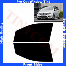 Pre Cut Window Tint Mercedes B Class W246 5 Doors 2011-... Front Sides Any Shade
