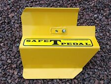 VW T5 SAFE T PEDAL VW SECURITY IN YELLOW  RIGHT HAND DRIVE