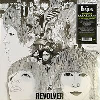 THE BEATLES ~ REVOLVER ~ REMASTERED 180G HEAVYWEIGHT VINYL LP ~ *NEW/SEALED*