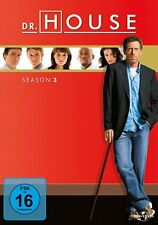 6 DVD-Box ° Dr. House ° Staffel 3 ° NEU & OVP