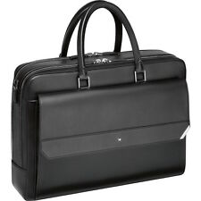 BORSA PORTADOCUMENTI UOMO MONTBLANC URBAN SPIRIT NERO DOCUMENT CASE 114657