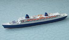 NORWAY Cruise Ship by CM 1:1250 Waterline Ship Model