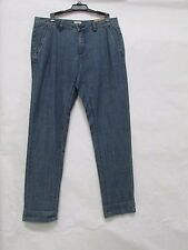 G.H. Bass & Co. 8 Blue Light Weight Larson Chino Chambray Jeans MSRP $72.00 P60