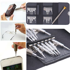 25 in 1 Precision Torx Screwdriver Cell Phone Repair Tool Set For iPhone Laptop