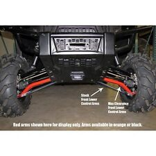 Max Clearance Front Lower Control Arms Polaris Ranger 900 Orange MCFLA-RNG9-O