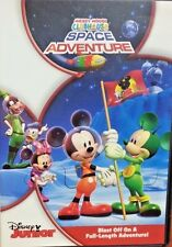 Authentic Disney:Mickey Mouse Clubhouse: Space Adventure DVD+Digital  LIKE NEW