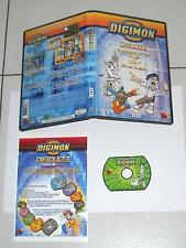 Gioco Pc Cd DIGIMON DIGIQUIZZ JOE Enciclopedia ufficiale Flipper Digisurf OTTIMO