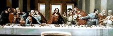 ESQUEMA PARA PUNTO DE CRUZ GRAFICO la Última Santa cena LAST SUPPER CROSS STITCH
