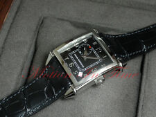 Girard Perregaux Vintage 1945 Stainless Steel Black Dial Ref: 25815-11-611-BA6A