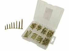 Trade Quality 1200pc Chipboard Screw Assortment 10 x 120 Pack
