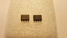 LM358 Low Power Dual Amplifiers - 2 Pack - IC PCB 8 Pin - Free UK P&P