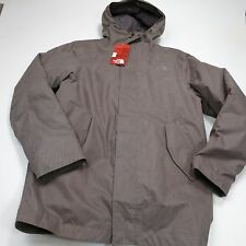 $300 North Face Men's Elmhurst Triclimate Medium Grey NEW