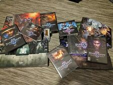 Starcraft 2 Wings of Liberty & Heart of the Swarm Collector's Edition: MINT