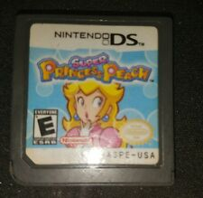 Super Princess Peach (Nintendo DS) Game - Cart only - Tested - authentic