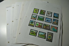 British Indian Ocean Territory Stamp Collection MNH