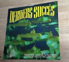 French Derniers Succès Beatles Gainsbourg Kinks Polnareff covers 1967 near MINT