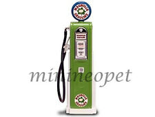 ROAD SIGNATURE 98741 MAGNOLIA GASOLINE VINTAGE GAS PUMP DIGITAL FOR 1/18 DIECAST