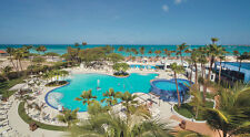 RIU PALACE ANTILLAS ARUBA ADULTS ONLY ALL INCLUSIVE VACATION 06/01/17
